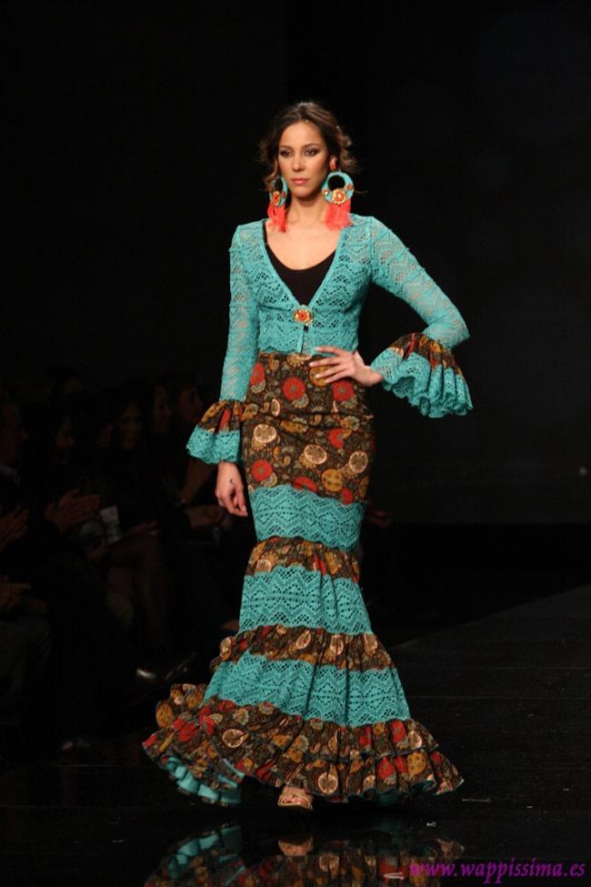 Flamenco Fashion by Loli Vera, 2013