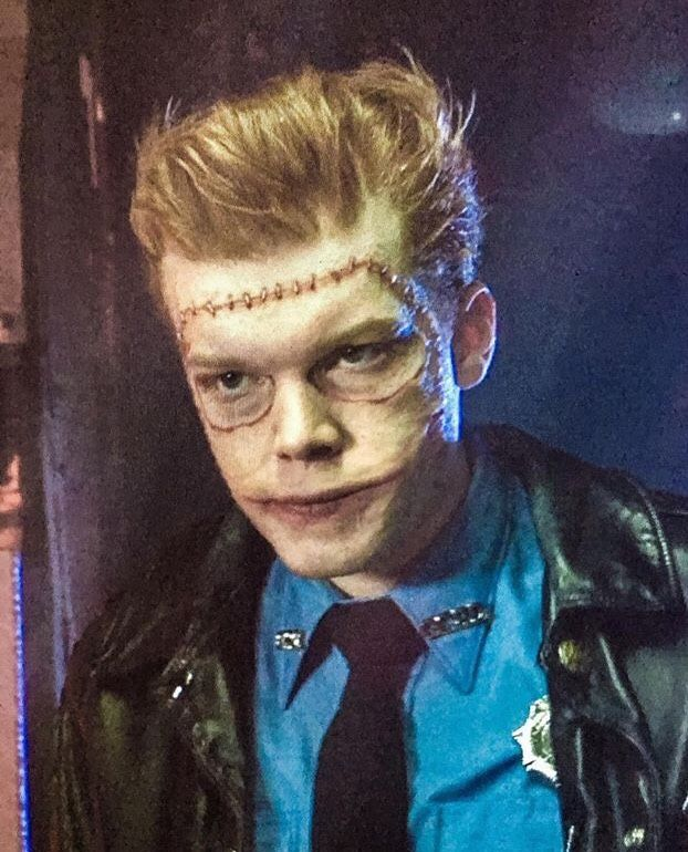 """valeska-king: """"Very sexy official photo from @cameronmonaghan on instagram"""""""