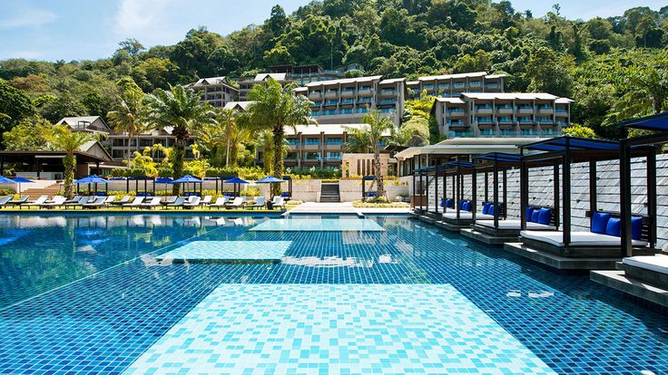 Swimming Pool The larger than Olympic size swimming pool is one of the biggest of the island.