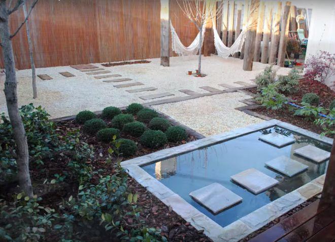 M s de 1000 ideas sobre patios traseros en pinterest al - Paisajismo jardines exteriores ...