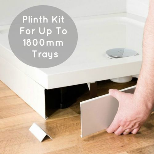 Riser-Kit-Plinth-legs-feet-for-Square-Rectangle-Shower-Enclosure-Tray-For-1200mm