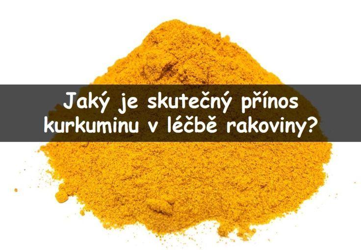 Kurkumin a jeho přínos v léčbě rakoviny. Proč kurkuminové preparáty z kurkumovníku nefungují? Jak zlepšit vstřebávání kurkuminu ve střevech.