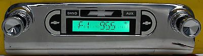 1953 1954 Chevy radio USA-230 Bel Air IPOD XM MP3 200 Watt Aux Custom Autosound