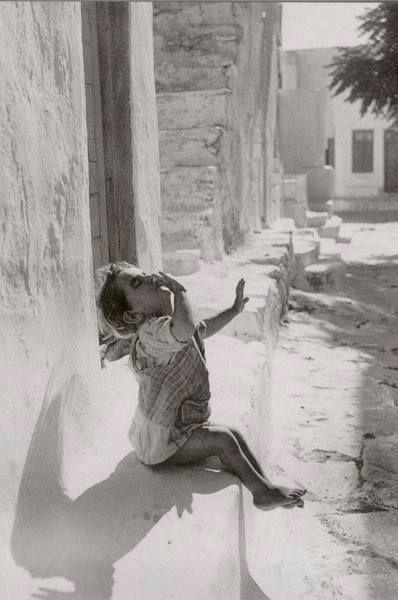 Μύκονος, 1950-1955