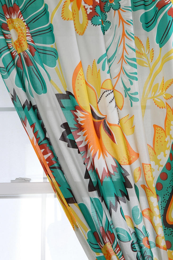 floral fiesta curtainFloral Fiestas, 2014 Urbanoutfitters Com, Urban Outfitters, Living Room Curtains, Colors Palettes, Curtains Urbanoutfitters, Fiestas Curtains, Colors Curtains, Painting Colors