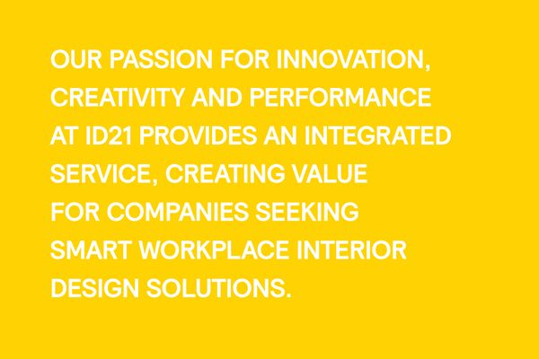 There Design  Elevator graphic for ID21