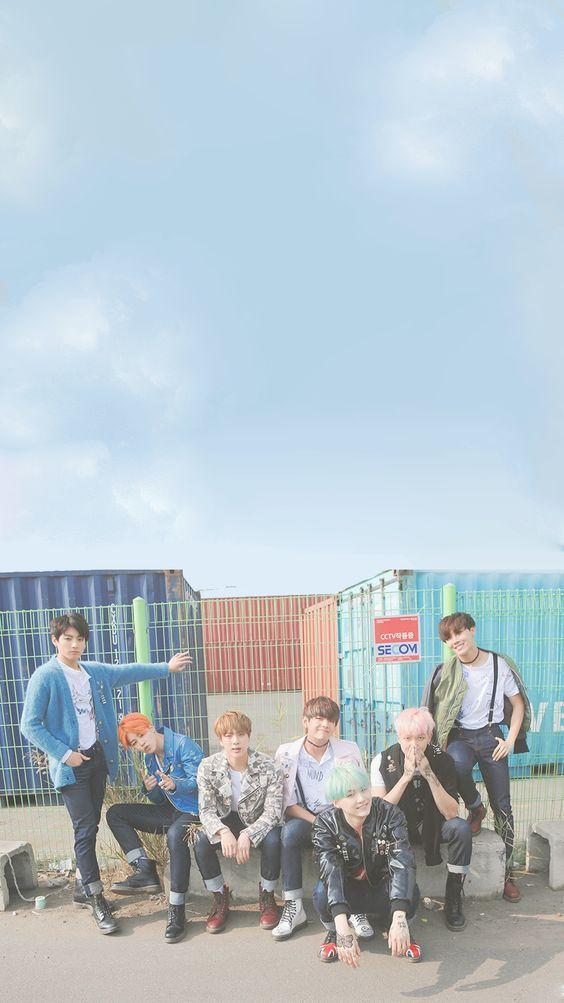 Bangtan Boys ❤️ BTS