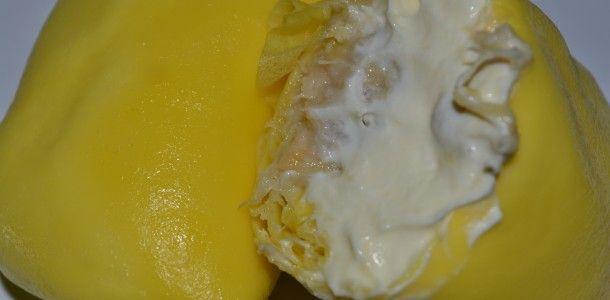 Pancake Durian a.k.a Durian Crepe - Resepi Mudah dan Ringkas