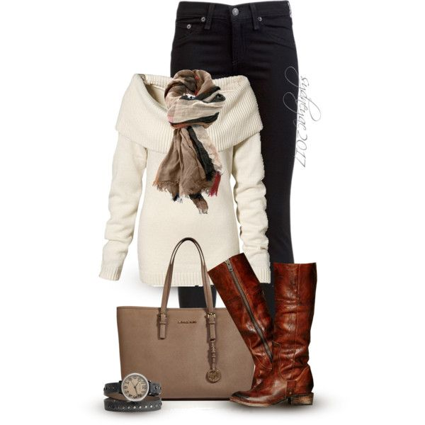 """""""Fall Staples"""" by sydneyac2017 on Polyvore"""