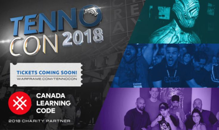 Warframe news: TennoCon 2018 tickets and new details released