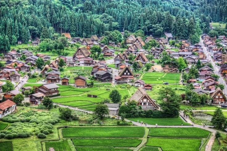 Farmhouses of Shirakawa-goDavid Laspina, Cities Mountain, Favorite Places, Shirakawa Go, Inspiration Boards, Beautiful Places, Asian Islands, Secret Inspiration, Japan Shirakawago