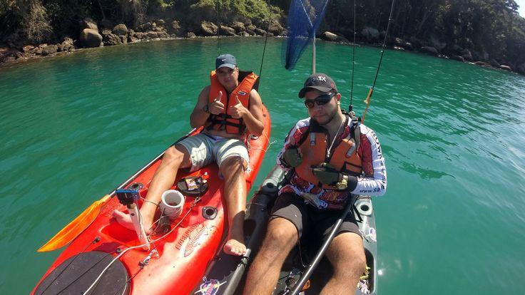 Ilha Grande - Pesca com Caiaque