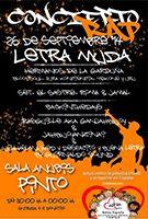 Concierto de Rap contra la pobreza infantil y el hambre en España http://www.activohiphop.com/index.php?modo=pagenda