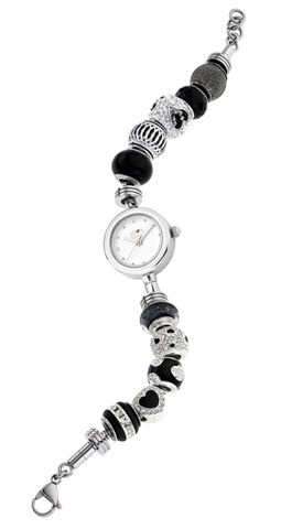 Amore & Baci beaded watch