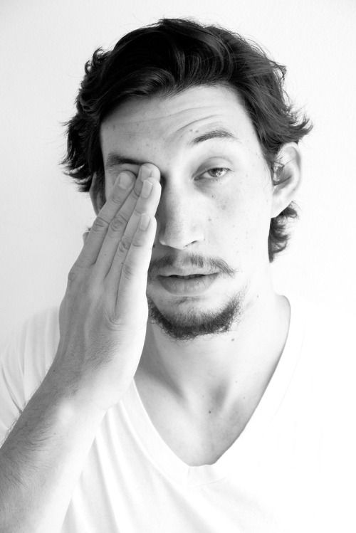 Adam Driver at my studio #3