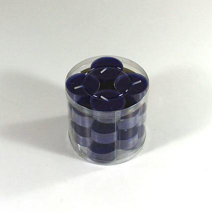 Disse blå fyrfadslys er ufatteligt smukke med deres mørke farve - perfekte til konfirmation, studenterfest eller bare hjemlig hygge. Her hos My Stone.  Find dem her: http://mystone.dk/butik/stearinlys/blaa-fyrfadslys/