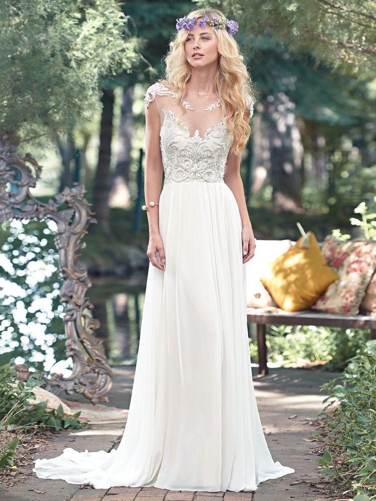 38 best Wedding images on Pinterest | Short wedding gowns, Wedding ...