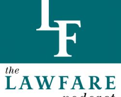 The Lawfare Podcast is the weekly audio production of the Lawfare staff in cooperation with the Brookings Institution. Podcast episodes include interviews with policymakers, scholars, journalists, and analysts; events and panel discussions.