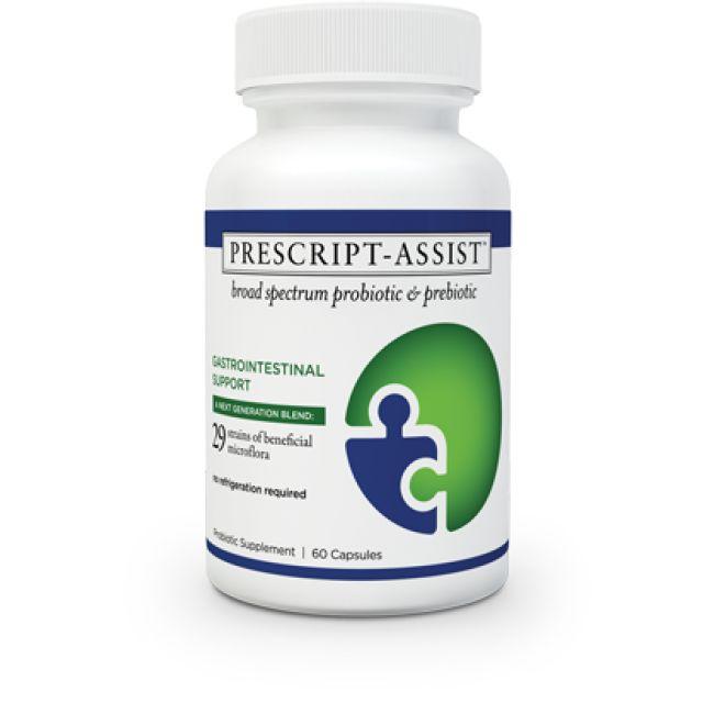 Prescript Assist - Auf Erde Basierende Probiotika  - 29 Bakterienstämme - 60 Kapseln