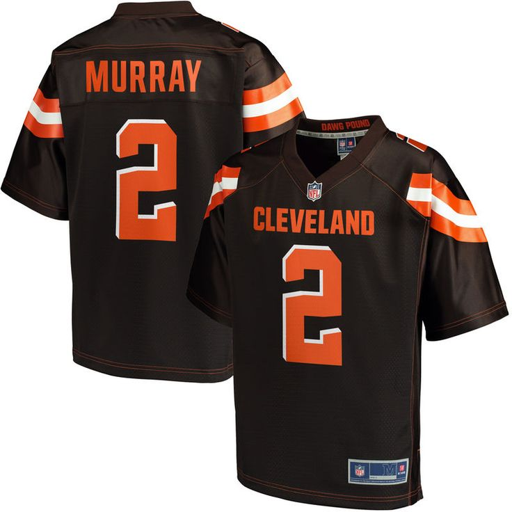 Patrick Murray Cleveland Browns NFL Pro Line Youth Player Jersey - Brown