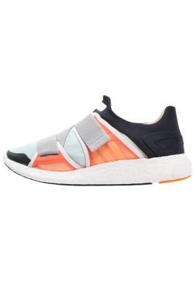 adidas by Stella McCartney PUREBOOST - Neutral running shoes - night navy/solar orange for £59.99 (07/02/17) with free delivery at Zalando