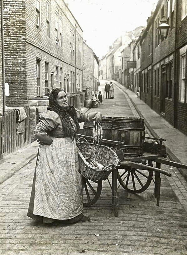 vintage everyday: The Streets of Old London