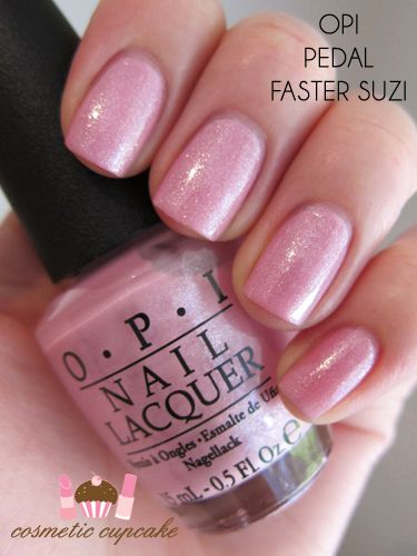 Love this 'Cupcake' colour: Collection Swatches, Opi Holland, Holland Collection, Cosmetic Cupcake