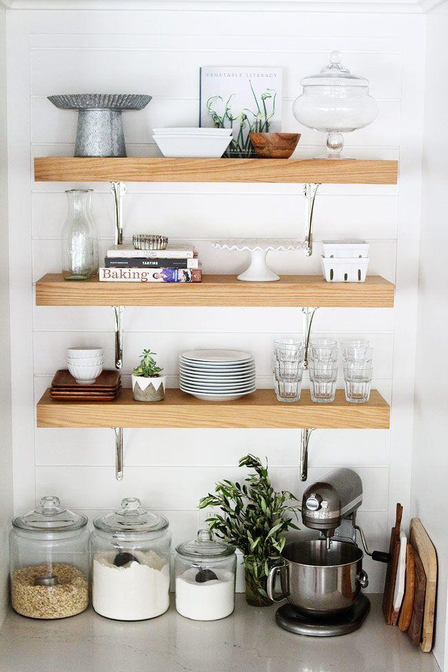 White Kitchen | Two Peas & Their Pod