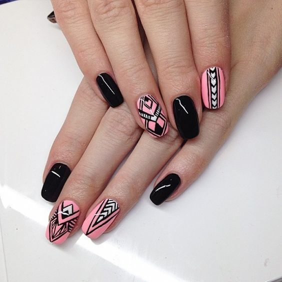 22 Best Nail Art Trends, Designs, Colors 2018 Images On