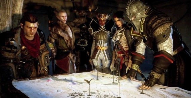 Dragon Age Inquisition bug silences all party members indefinitely