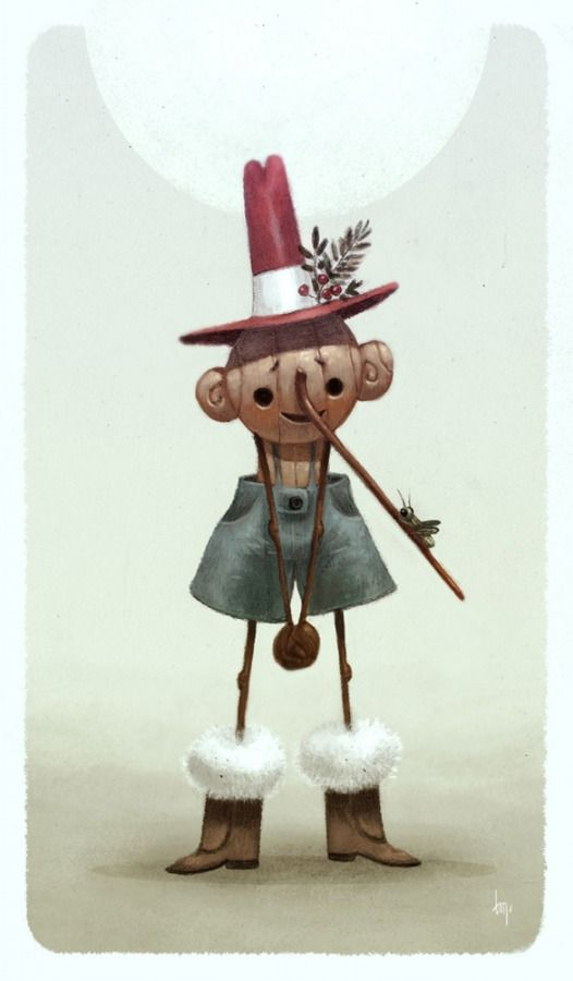 Creative Illustrations by Romain Mennetrier