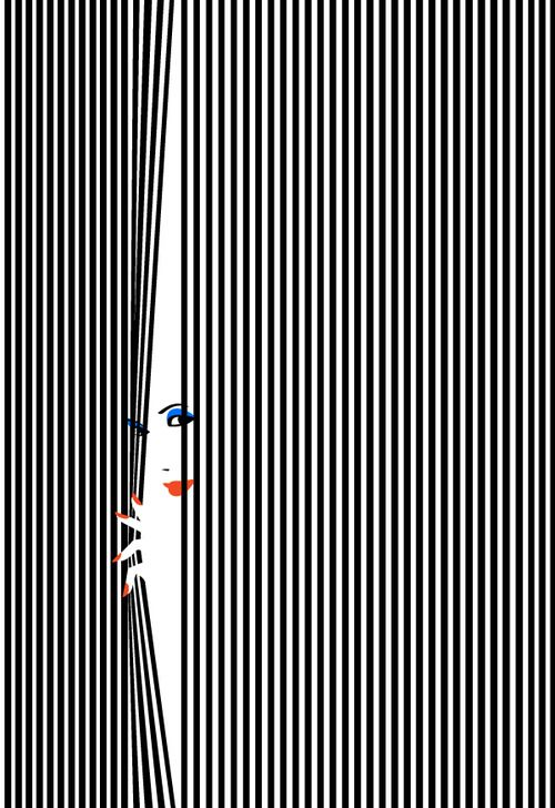 godhatesacoward: Malika Favre 'Hide and Seek' #wallpaper