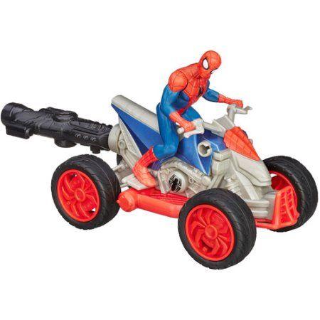 Marvel Ultimate Spider-Man Web Warriors Spider-Man ATV Vehicle