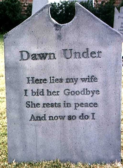 Image result for Last Word Cemetery