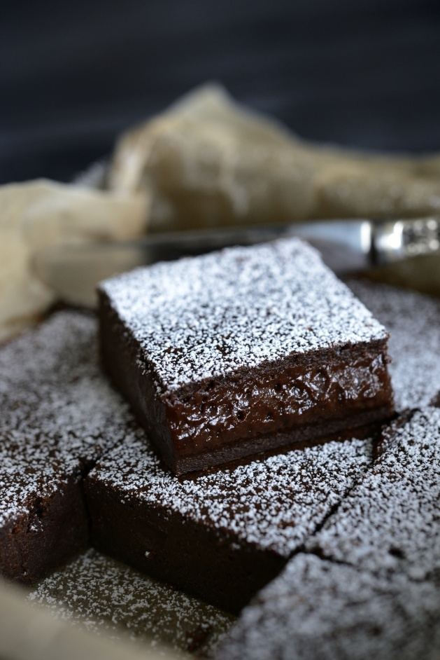 Norwegian Chocolate Cake