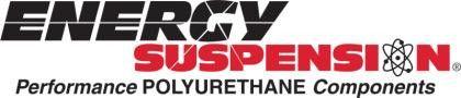 Energy Suspension 1996-2009 Toyota 4Runner Rear Shock Bushings (Black)