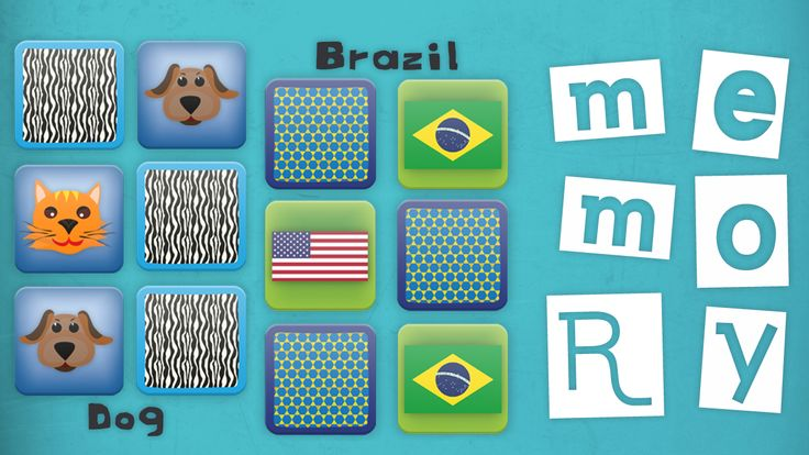 This is a great classic game aimed to improve memory skills. Rule is simple: reveal two cards at a time to find a pair of same image. To achieve the highest score, you should match pairs with the fewest mistakes.