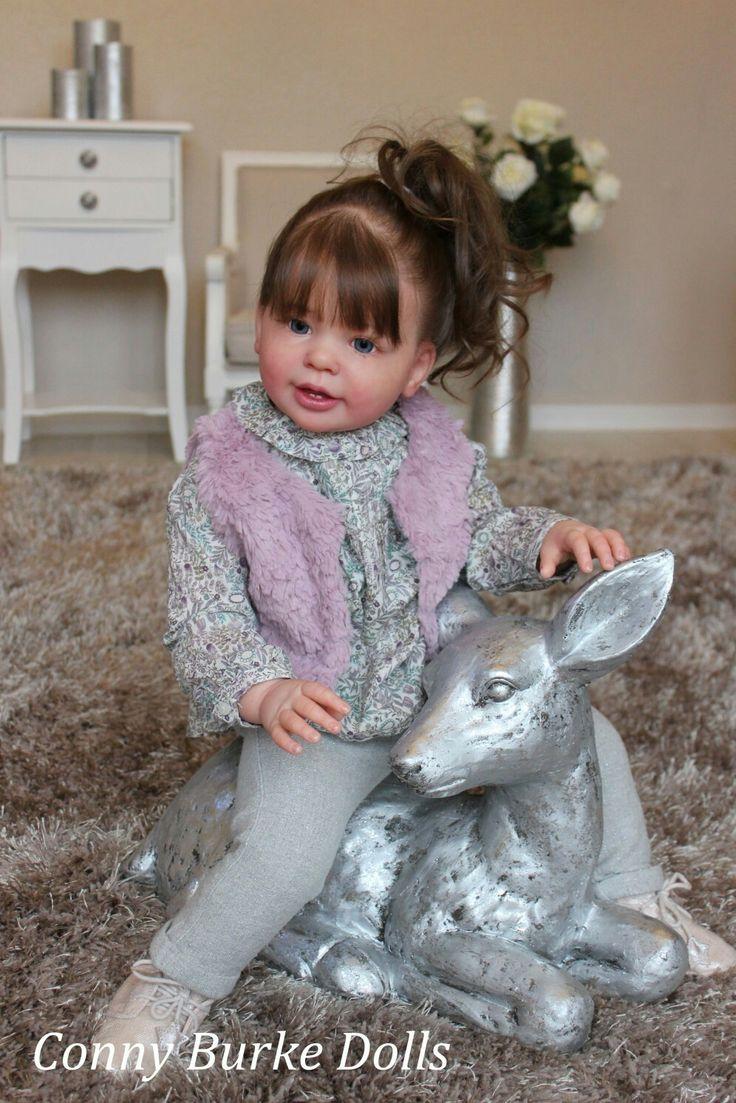Katie Marie by Ann Timmerman reborn toddler #reborn #reborndoll #reborntoddler