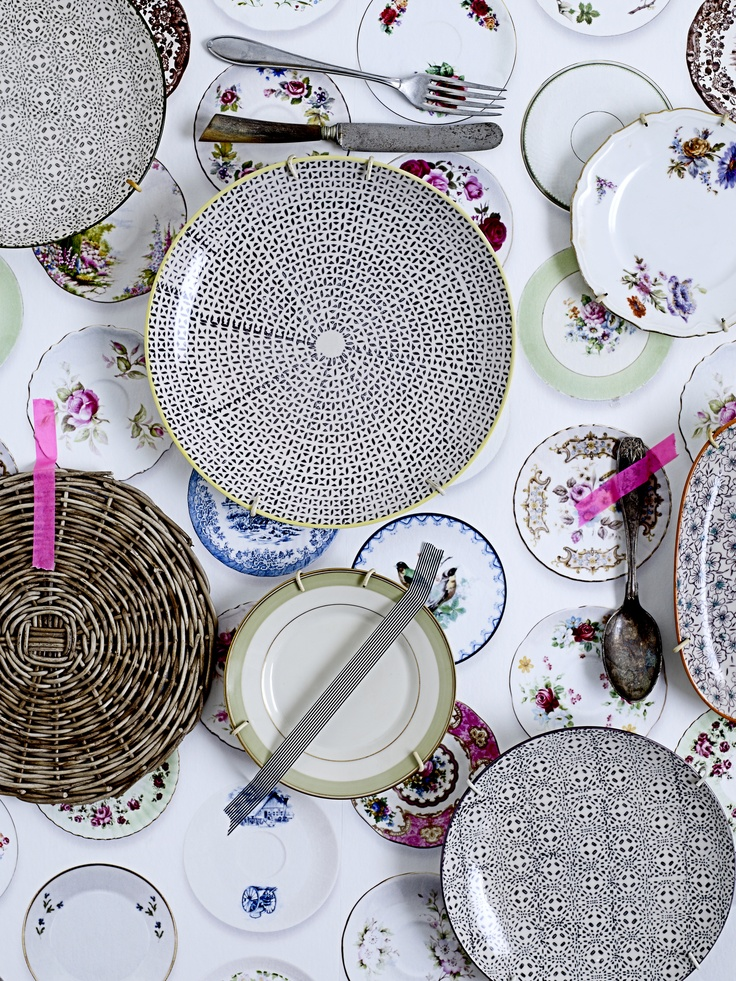 plates from bloomingville for the. Black Bedroom Furniture Sets. Home Design Ideas