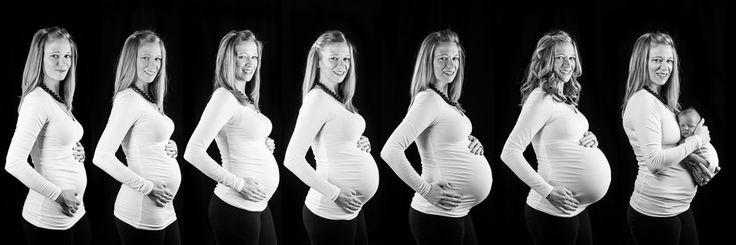 Maternity Progression Session Photography Photo