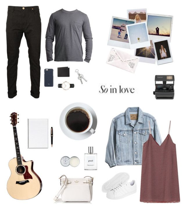 """you can feel it on the way home"" by mikayla-menzies on Polyvore featuring The Men's Store, Valextra, Daniel Wellington, adidas Originals, Gap, MANGO, philosophy, Kate Spade, Jack Wills and Band of Outsiders"
