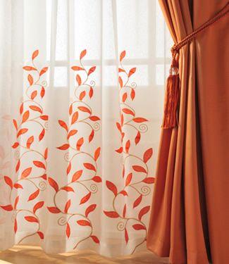 1000+ images about Kitchen on Pinterest | Orange kitchen curtains ...