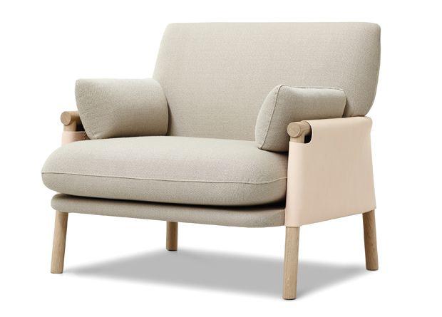 SAVANNAH, Sofa and lounge chair, Erik Jørgensen. Year Completed: 2015 Design: Monica Förster Design Studio Creative Director: Monica Förster Team: Riccardo Paccal