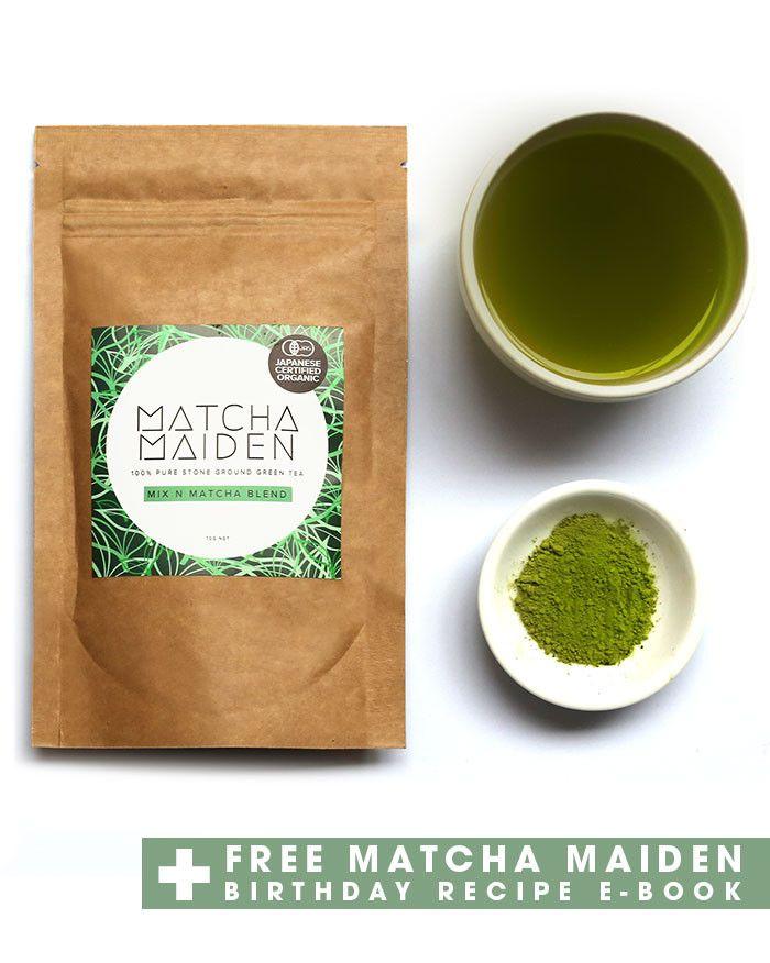Matcha Maiden - Mix N Matcha