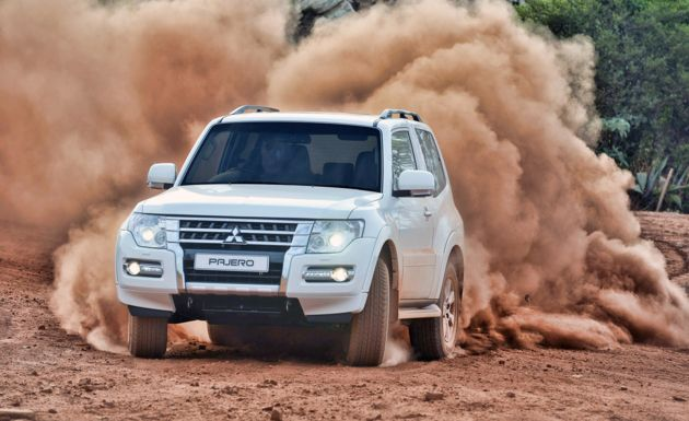 Get Set Go...! The New Mitsubishi Pajero Sport #KingOfAllRoads