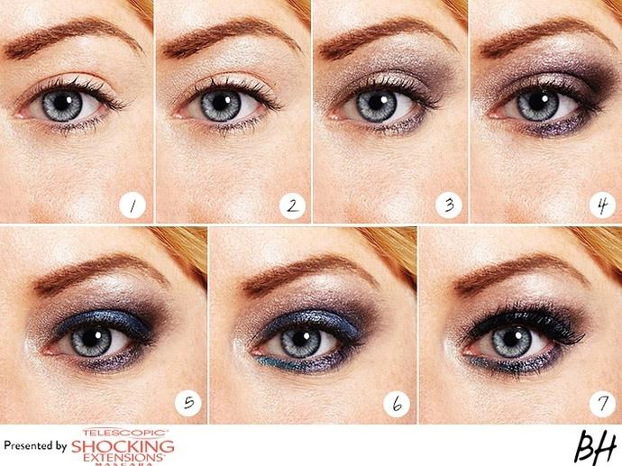 29 best Makeup for Blue Eyes images on Pinterest