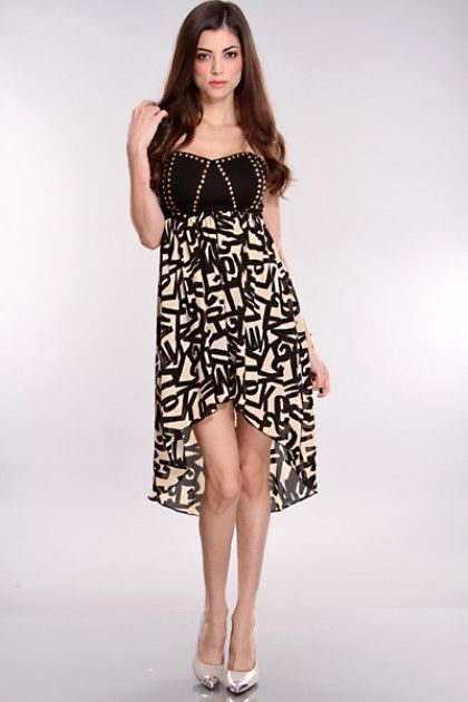 high low spring dresses - photo #27