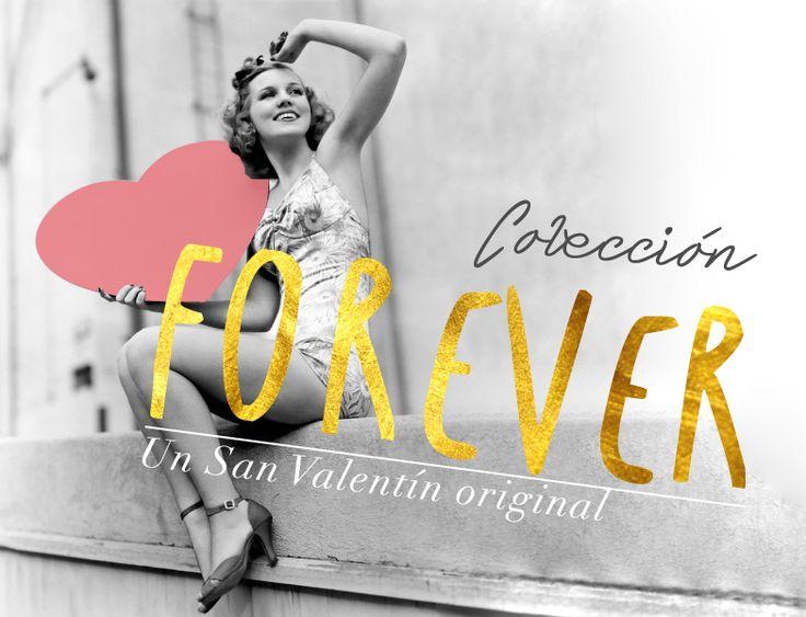 Colección de arte Forever para San Valentin. El regalo más original es arte inolvidable. www.ioshop.es