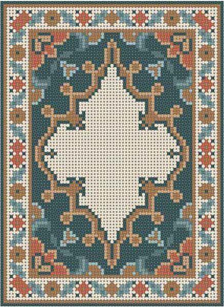 Oriental Rug: