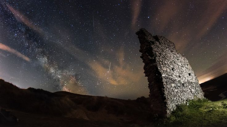Three Cliff Milky Way by Orian, Kévin BOYER on 500px